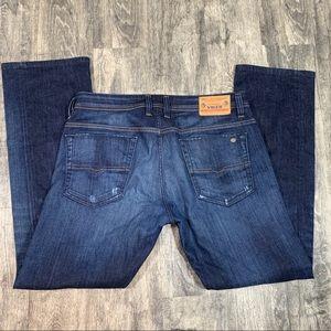 DIESEL Authentic Viker Dark Wash Jeans Size 34X30